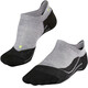 Falke TK5 Invisible Trekking Socks Men light grey